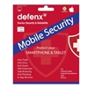 Defenx Mobile Security Retail Pack - 3 User 1 Year