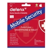 Defenx Mobile Security Retail Pack - 5 User 1 Year