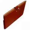 "TECHAIR 13.3"" LEATHER ULTRABOOK SLEEVE RED"
