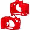 EASYCOVER  for Canon 760D / T6s red