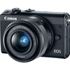 CANON CAMERA EOS M100 BK M15-45 S GB