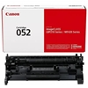 CANON 052H TONER CARTRIDGE BLACK LASER HIGH YIELD